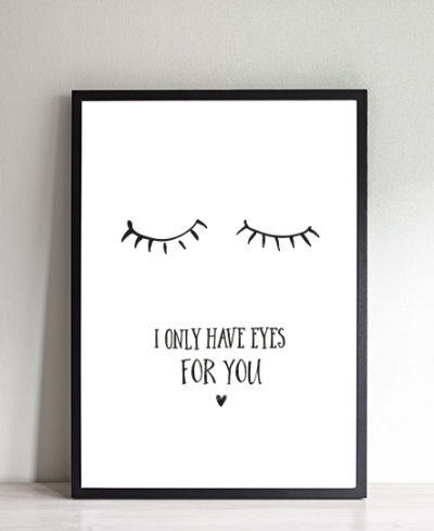 Poster_Only_have_eyes_for_you